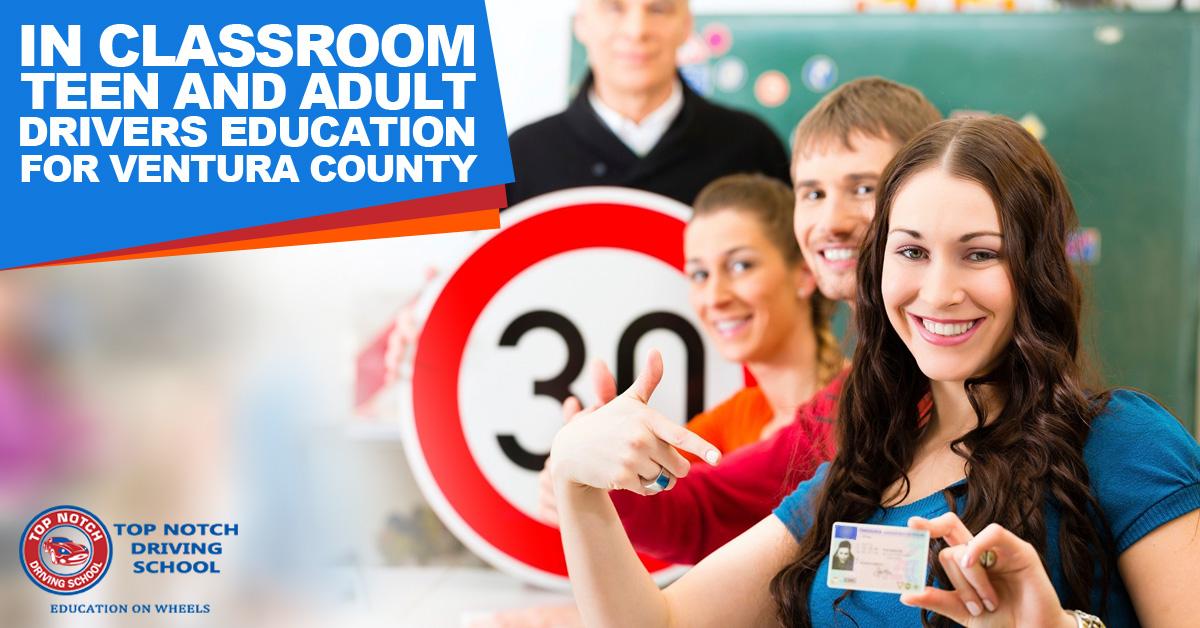 Ventura | Teen, Adult Driving School in Ventura, Ojai, Santa